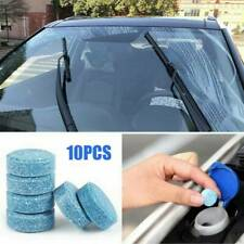Blue Car Windshield Washer Cleaning Solid Effervescent Tablet Car Accessories