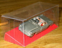 Supplied by DINKY MECCANO 1965 MG.B SPORTS CAR No 113 MODEL KIT+DISPLAY BOX