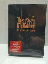 The Godfather DVD Collection (DVD, 2001, 5-Disc Set) Brand New - Factory Sealed
