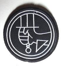 "Hellboy Movie Black Logo 3""  Patch- FREE S&H (HBPA-006)"