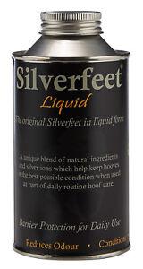 Silverfeet Silver Feet Hoof Balm Horse Foot Care Liquid
