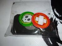 Set Segnalini GX Veleno Bruciatura ® Markers Poison Burn GX Alleati ® Pokemon