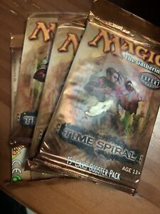 Time Spiral Booster Pack Magic MTG