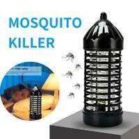 Electric UV Mosquito Killer Lamp Outdoor Indoor Fly Bug Insect Zapper Trap new