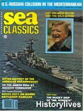 Sea Classics Magazine Jan.79, Giorgio Cini Dreadnoughts John Wayne Ramillies
