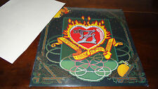 DR Z THREE PARTS TO MY SOUL PROG AKARMA 180 G LP LIMITED 300 ex only!