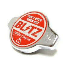 BLITZ 18561 Racing High Pressure Radiator Cap Type 2 Red Genuine Made in JAPAN