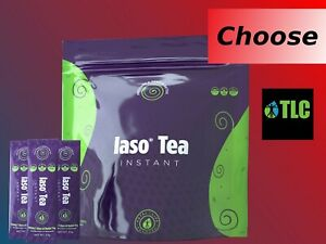 Total Life Changes Iaso Tea Instant 25 30 50 Detox Weight Loss Single Serve TLC!