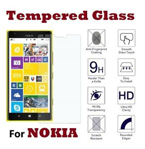 Tempered Glass Screen Protector Premium Protection For Nokia 3 (5 inch)