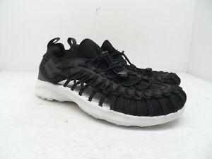 KEEN Men's UNEEK GO Slip-On Casual Shoe Black/Star White Size 9M
