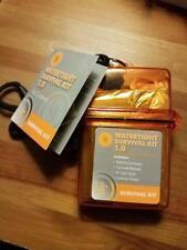 UST WATERTIGHT SURVIVAL KIT 1.0 - orange