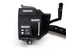 SYM Husky 125 Ahogar Intermitente Bocina & Luz Interruptor de manillar izquierdo