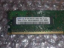 Samsung M378T2863RZS-CF7   1GB  1RX8 PC2-6400U 800 MHZ PC Memory