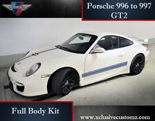 Porsche 911 996 to 997 GT2 Full Body Kit Conversion