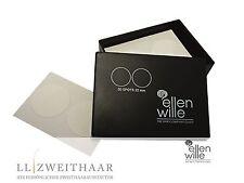 Ellen Wille 50 Spots 22 mm Klebepunkte transparent für Perücken & Toupets Wig