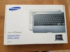 Samsung ATIV Smart PC Keyboard Dock AA-RD7NMKD Station Clavier for 500T1C