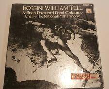 Rossini William Tell London OSA 1446 4 LPs 1960 - IMPORT - NEW