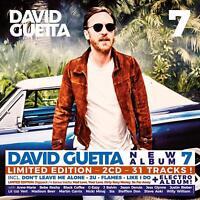 David Guetta - 7 (Limited Edition 2CD) Sent Sameday*