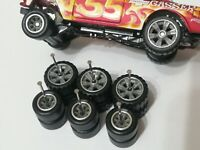 """1//64 /'55 Chevy /""""Misfire/"""" Gasser Decal  SCR-0065"""