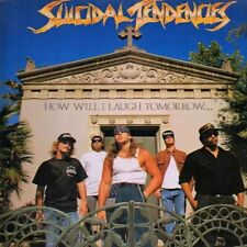 SUICIDAL TENDENCIES - How Will I Laugh Tomorrow When I Can´t Even Smile Today CD