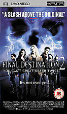 Final Destination 2 (UMD Mini for PSP)