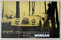 c1973 Morgan 4/4 & Plus 8 original British sales brochure