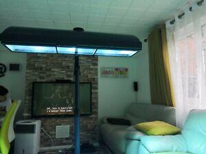 Philips hb812 sunmobile Tanning Sunbed Solarium Lamp UV Full Body Sunbed lamp