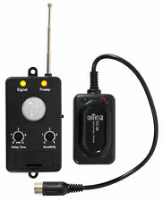 Chauvet DJ WMS Wireless Rechargeable Transmitter Motion Sensor For Fog Machines