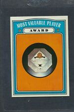 1972 Topps #622 Most Valuable Player Award NM/MT *7892