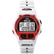 Timex Uhr T5K839 IRONMAN Indiglo Original Digital Unisex Weiß Watch NEU & OVP