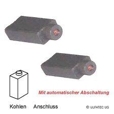 Spazzole AEG PN ARGENTO 2200, sb2-18, sb2-19, sb2-700 - 5x8x12,5mm (2222)