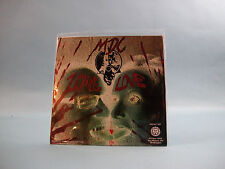 """POTBELLY AND MDC - 7"""" Red Vinyl EP Pig Records & 1332 Records"""