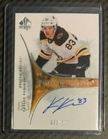 19-20 SP AUTHENTIC RETRO FUTURE WATCH AUTO - KARSON KUHLMAN /399