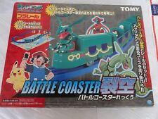 Poke Park Battle Coaster Pokemon advanced generation tomy brand new japan import
