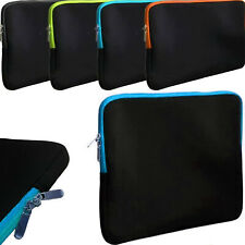 "Case For 10.1"" Inch Tablets PC Android Sleeve Protected Zip Soft Bag Pouch Cover"