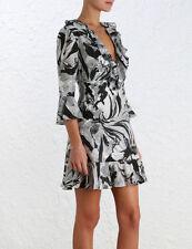 Silk Blend Floral Dresses for Women