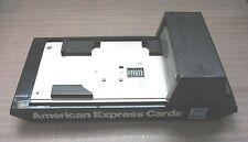 Vintage Bartizan Cm2010 Manual Credit Card Imprinter American Express Branded