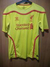 Liverpool original Warrior away shirt jersey trikot maglia 14-15 season Size M
