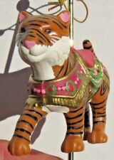 Avon Gift Collection Christmas Ornament Carousel EXOTIC TIGER