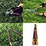 Long Handled Lopper Shears & Secateur Garden Hedge Lawn Thorn Trimming Cutting