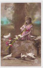 CPA Old Postcard vintage Enfant NOYER 2594 BONNE FETE