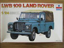 Landrover   LWB 109   //  ESCI 1:24