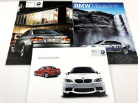 2008 BMW Full Line Brochure 2007 BMW 3 Series Coupe Catalog & Magazine Car
