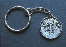 1958 lucky Sixpence 60th birthday Peace Money Tree keyring Wedding free gift box