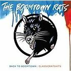 CD The Boomtown Rats - Back to Boomtown (Classic Rats Hits, 2013)