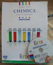 CHIMICA TUTTO SI TRASFORMA VOL.1 con Cd - CRACOLICE e PETERS - LINX