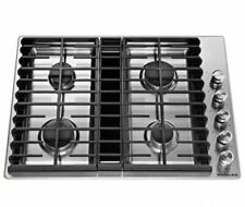 "Kitchenaid KCGD500GSS 30"" Gas Cooktop"