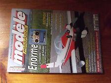 $$a4 Revue modele magazine N°648 Plan encarte Volenbulle II  T14MZ Futaba