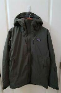 Patagonia Primo Puff Gore-Tex Ski Jacket Forge Grey Men's Small S BNWT