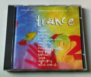 Various  – Trance 2.  CD.